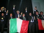 Italiensk dominans i Champions' Cup