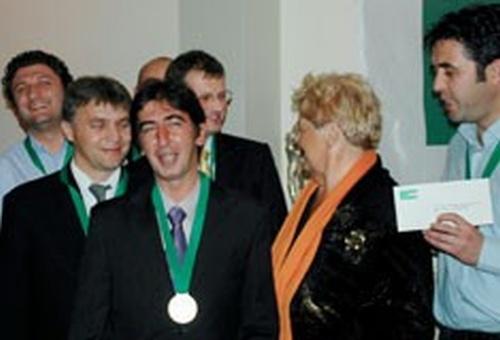 Bulgarsk seier, 3. plass til Helgeness og 9. plass til Berg-Simonsen