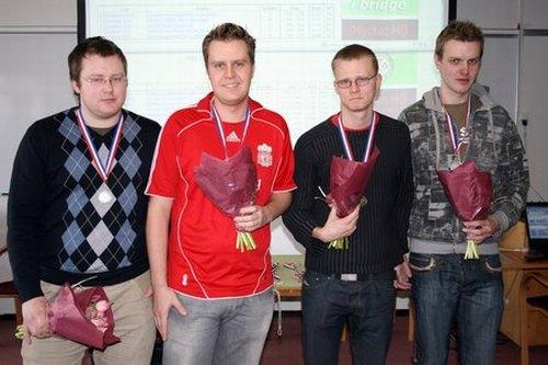 Norges juniorer best i Norden