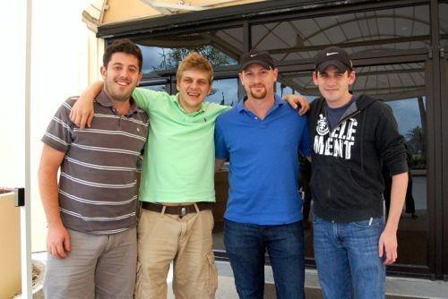Ungt firemannslag gjorde furore i USA-trials