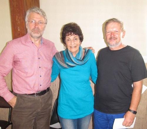 Svensker vant i Sør-Afrika, brødrene Stabell på tredjeplass