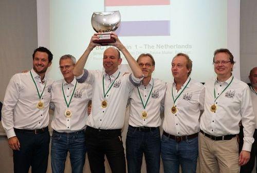 Nederlandsk seier og norsk 7. plass i Champions' Cup