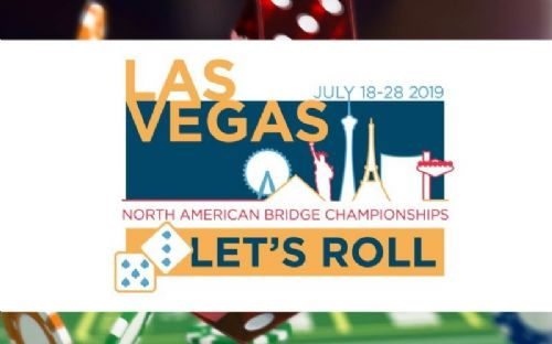 Summer Nationals spilles i Las Vegas